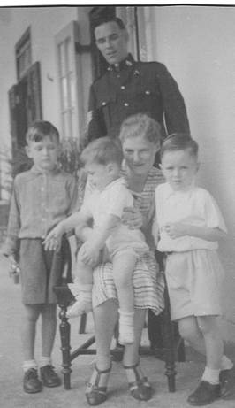 Family group - 1939